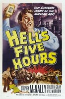 Hell's Five Hours movie poster (1958) picture MOV_0fe31f40