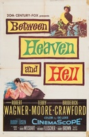 Between Heaven and Hell movie poster (1956) picture MOV_9f5f09f9