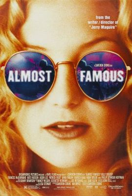 Almost Famous movie poster (2000) poster MOV_0fe66245