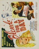 Blonde for a Day movie poster (1946) picture MOV_0fe8094e