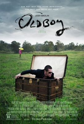 Oldboy movie poster (2013) poster MOV_0feb2108