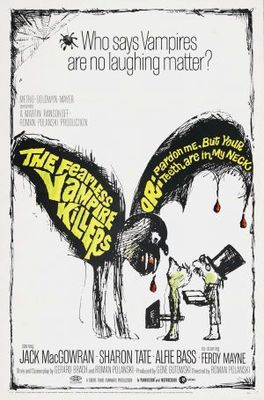 The Fearless Vampire Killers movie poster (1967) poster MOV_0feca9f6