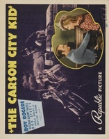 The Carson City Kid movie poster (1940) picture MOV_0fed1143