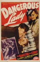 Dangerous Lady movie poster (1941) picture MOV_0fedda12