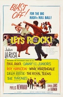 Let's Rock movie poster (1958) picture MOV_0fefa98d