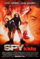 Spy Kids movie poster (2001) picture MOV_0ff5729d