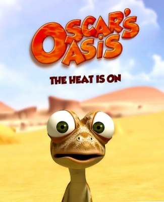 Oscar's Oasis movie poster (2011) poster MOV_0ff69d9c