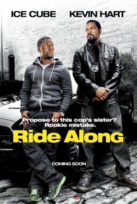 Ride Along movie poster (2014) poster MOV_0ffe418c