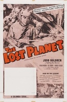 The Lost Planet movie poster (1953) picture MOV_0ffeef2d