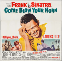 Come Blow Your Horn movie poster (1963) picture MOV_0fngrxxi