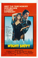 Night Shift movie poster (1982) picture MOV_0nuhoynb