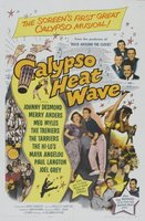 Calypso Heat Wave movie poster (1957) picture MOV_10066cfd