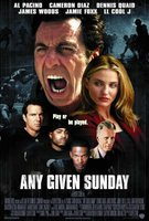 Any Given Sunday movie poster (1999) picture MOV_1006e298