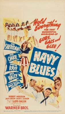 Navy Blues movie poster (1941) poster MOV_10084784