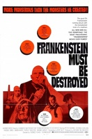 Frankenstein Must Be Destroyed movie poster (1969) picture MOV_10165284