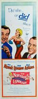 The Notorious Landlady movie poster (1962) picture MOV_10208a69