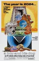 A Boy and His Dog movie poster (1975) picture MOV_10285664