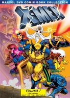 X-Men movie poster (1992) picture MOV_1028acf6