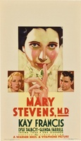Mary Stevens, M.D. movie poster (1933) picture MOV_102e9a9b