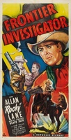 Frontier Investigator movie poster (1949) picture MOV_1043c9ac
