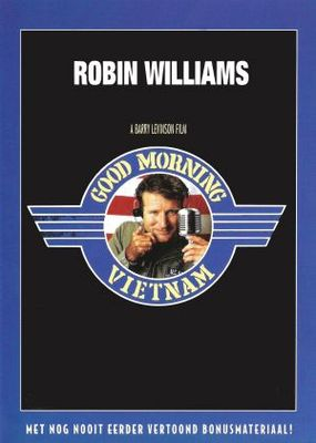 Good Morning, Vietnam movie poster (1987) poster MOV_104726e8