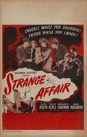 Strange Affair movie poster (1944) picture MOV_104ad58a