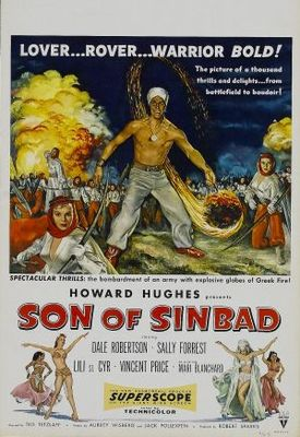 Son of Sinbad movie poster (1955) poster MOV_104b017c