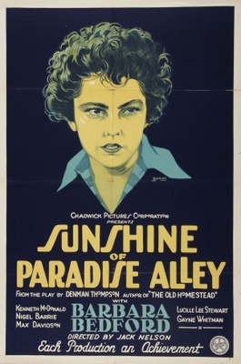 Sunshine of Paradise Alley movie poster (1926) poster MOV_1051489e
