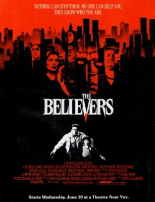 The Believers movie poster (1987) poster MOV_105682eb