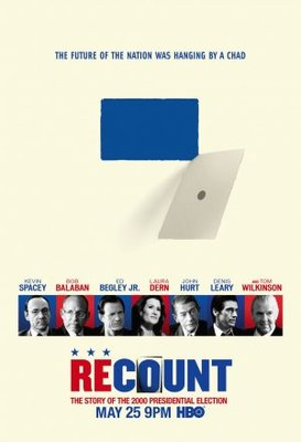 Recount movie poster (2008) poster MOV_1056a1ae