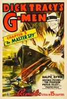 Dick Tracy's G-Men movie poster (1939) picture MOV_105be44b