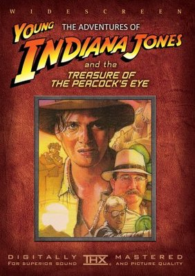 The Young Indiana Jones Chronicles movie poster (1992) poster MOV_105d72f5