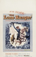 The Lone Ranger movie poster (1956) picture MOV_105f2e85