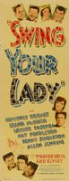 Swing Your Lady movie poster (1938) picture MOV_1062cf53