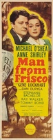 Man from Frisco movie poster (1944) picture MOV_1068628a