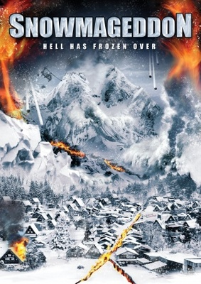 Snowmageddon movie poster (2011) poster MOV_106915fb