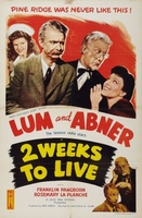 Two Weeks to Live movie poster (1943) picture MOV_106ba43e
