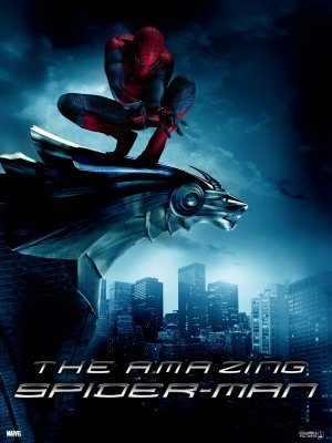 Spider-Man movie poster (2012) poster MOV_106c28a1