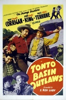 Tonto Basin Outlaws movie poster (1941) picture MOV_106c3838