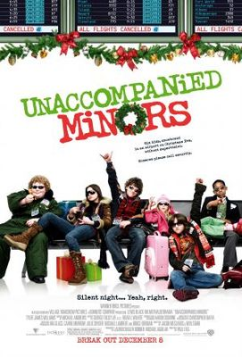 Unaccompanied Minors movie poster (2006) poster MOV_106fd546