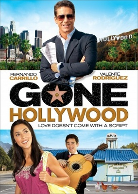 Gone Hollywood movie poster (2010) poster MOV_107063f2