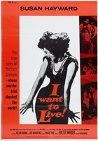 I Want to Live! movie poster (1958) picture MOV_107853fb