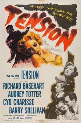 Tension movie poster (1949) poster MOV_1078b1b2