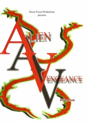 Alien Vengeance movie poster (2010) poster MOV_108186d3