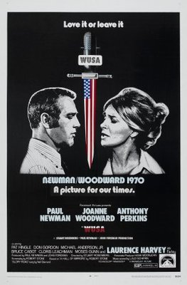 WUSA movie poster (1970) poster MOV_1087f427