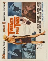 Twenty Plus Two movie poster (1961) picture MOV_1089a4d6