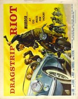 Dragstrip Riot movie poster (1958) picture MOV_10981649