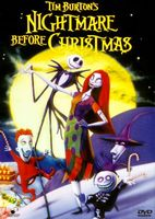 The Nightmare Before Christmas movie poster (1993) picture MOV_109e54e1