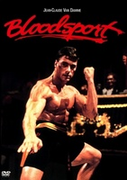 Bloodsport movie poster (1988) picture MOV_10a32daa