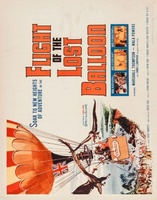 Flight of the Lost Balloon movie poster (1961) picture MOV_10b29278